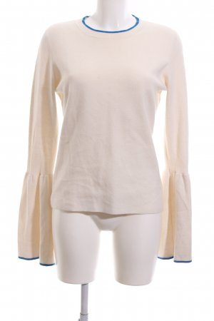 & other stories Strickpullover creme Casual-Look