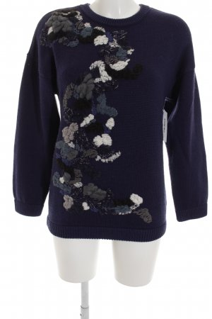 & other stories Knitted Sweater multicolored minimalist style
