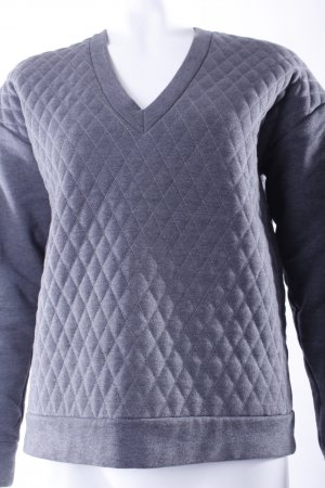 & other stories Sweatpullover grau