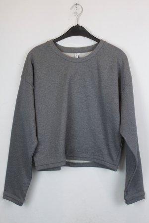 & Other Stories Sweatshirt Pullover Gr. 36 grau (18/6/084)