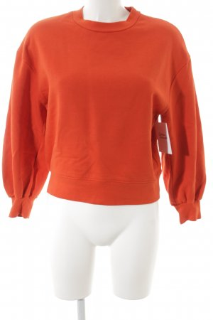 & other stories Sweatshirt rot Casual-Look