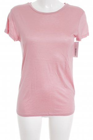 & other stories T-shirt rosa stile casual