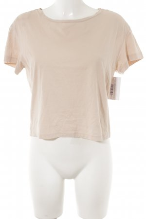 & other stories T-Shirt rosé Casual-Look
