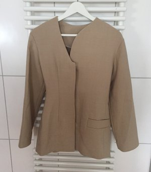 & Other Stories taillierter Blazer camel 34