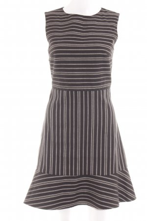 & other stories Pinafore dress striped pattern elegant