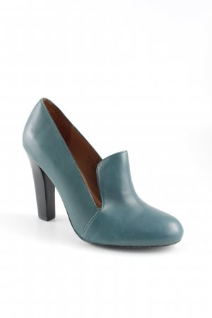 & other stories Zapatos Informales azul cadete-verde bosque estilo «business»