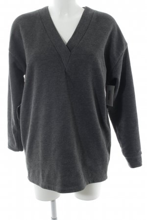 & other stories V-Neck Sweater anthracite casual look