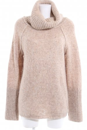 & other stories Wollpullover creme meliert Casual-Look