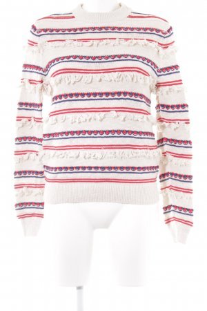 & other stories Wollpullover Aztekenmuster Casual-Look