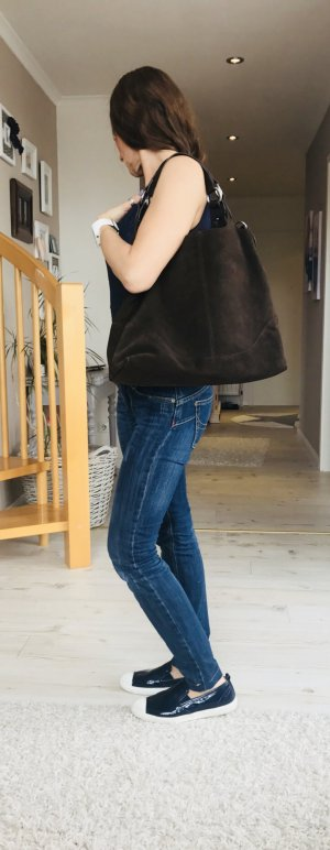 OTHERS URBAN Shoulder It Bag Tasche Wildleder Schulter Tasche