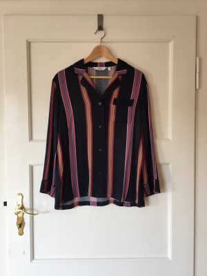 & other stories Short Sleeve Shirt multicolored