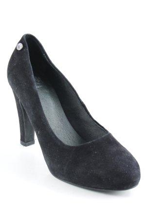 Otto Kern High Heels schwarz schlichter Stil