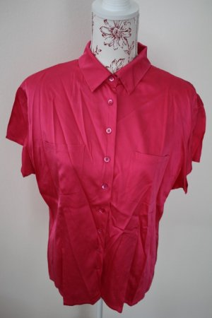 Otto Kern Seidenbluse in Pink