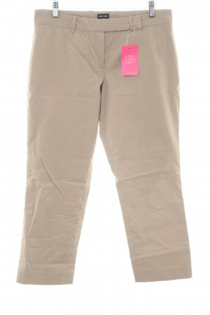Otto Kern Stoffhose nude Casual-Look
