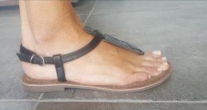 Otto Kern Strapped Sandals multicolored