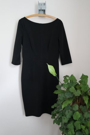 Boden Pencil Dress black cotton