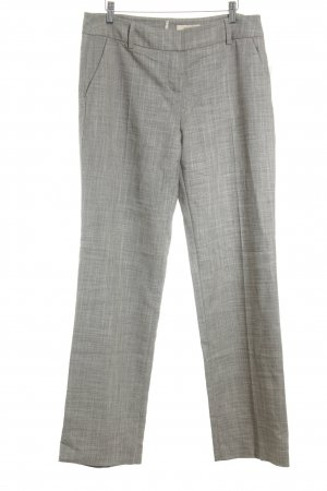 Oui Suit Trouser grey brown flecked business style