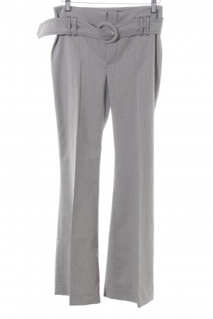 Oui Pleated Trousers light grey business style