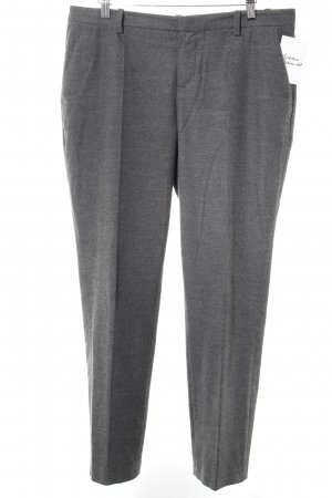 "Oui Pleated Trousers ""Stella"" grey"