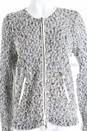 Oui Cardigan meliert Casual-Look