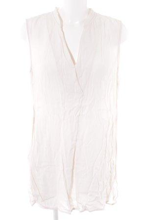 Oui Camicetta lunga rosa pallido stile casual