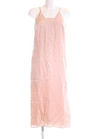 Oui Midikleid pink Casual-Look