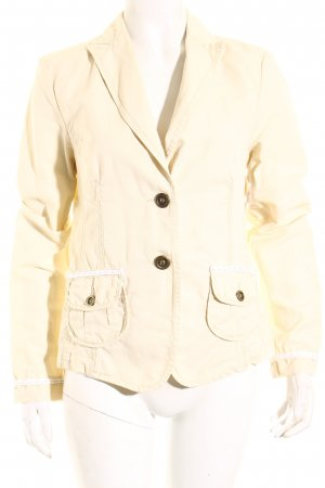 oui Moments Blazer beige Casual-Look