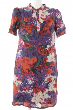 oui Moments Vestido camisero estampado floral