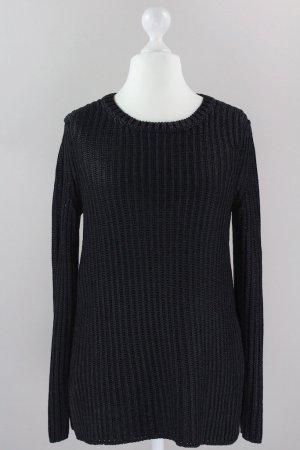 oui Pullover schwarz Größe 36 1710020230497