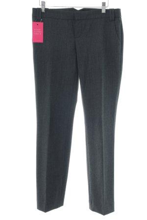 Oui Set Pantalone a pieghe nero stile professionale