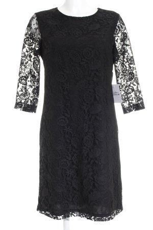 Oui Strandkleid schwarz Elegant