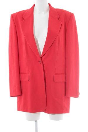 OuiSet Blazer in lana rosso elegante