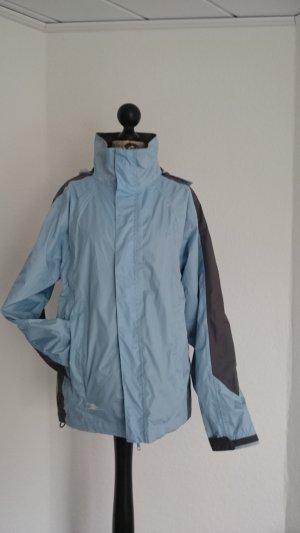 Outdoor Damen Regenjacke Jacke Wasserdicht Winddicht, Größe 36/38