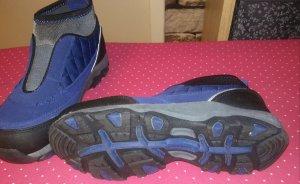 Lands' End Desert Boots blue-dark blue mixture fibre