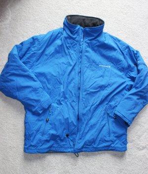 Outdoor Jacke in blau