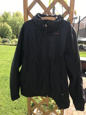 Outdoor-Jacke mit herausnehmbarer Fleece-Innenjacke