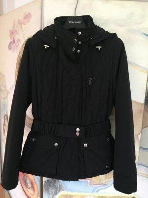 Outdoor-Jacke mit Taillengürtel