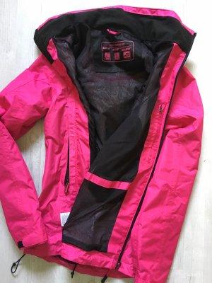 Outdoor Jacket neon pink