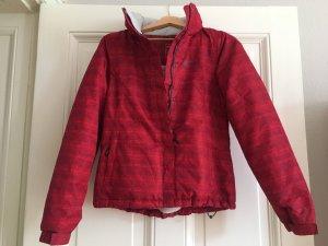 Outdoor Jacket dark red-dark violet