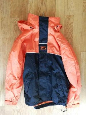 Outdoor Jacket black-orange