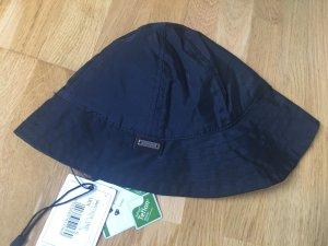 Woolrich Chapeau de pluie bleu foncé