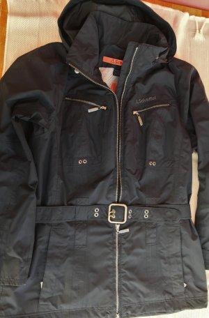 Schöffel Outdoor Jacket black polyester