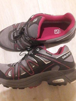 Outdoor Schuhe Trekking Salomon Gore Tex
