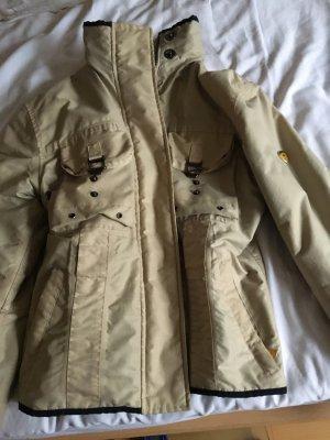 Outdoor Jacket sand brown