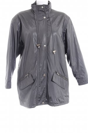 Outdoorjacke anthrazit Casual-Look
