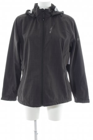 Outdoor Jacket anthracite-light grey athletic style