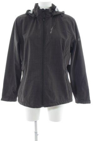 Veste d'extérieur gris anthracite-gris clair style athlétique