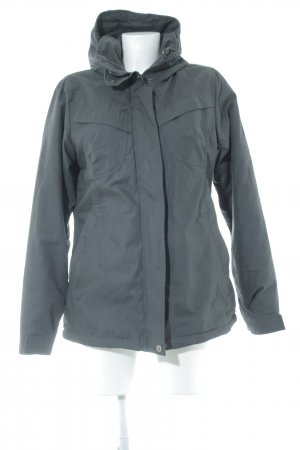 Outdoor Jacket anthracite fluffy