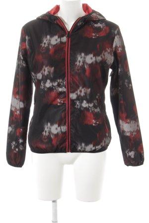 Veste d'extérieur motif floral style simple