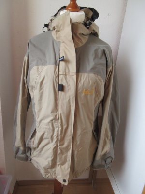 OutdoorJacke in beige taupe